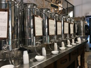 Artisan Olive Oils for tasting and for sale